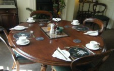 Portobello-Bed and Breakfast-Dining-Room